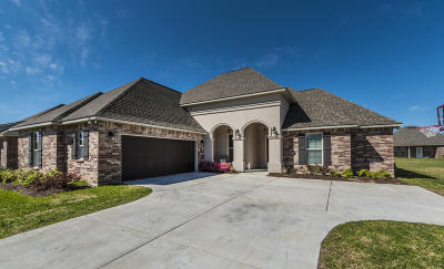 Broussard Single Family Home For Sale: 342 Victoria Lights Ln.