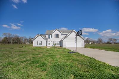 Breaux Bridge Single Family Home For Sale: 1050 Girl Scout Road