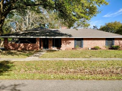 Broussard Single Family Home For Sale: 411 Ducote Drive