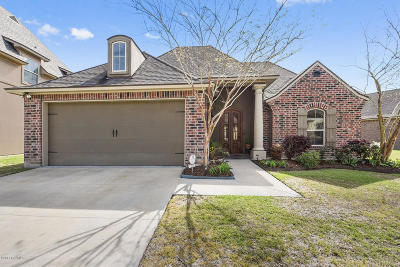 Youngsville Single Family Home For Sale: 323 La Villa Circle