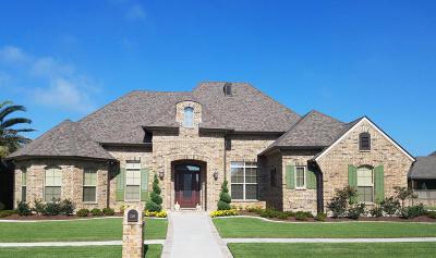 Lafayette Single Family Home For Sale: 200 Martele Boulevard