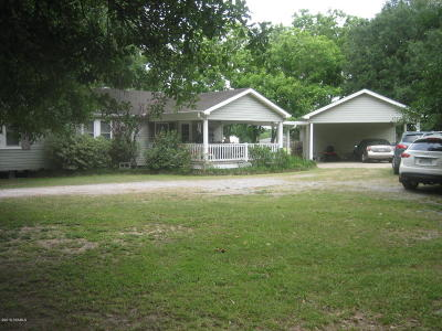 Duson Single Family Home For Sale: 2511 S Fieldspan Road
