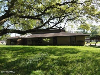 Mamou Single Family Home For Sale: 810 7th