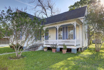 Abbeville Single Family Home For Sale: 505 S Jefferson Street