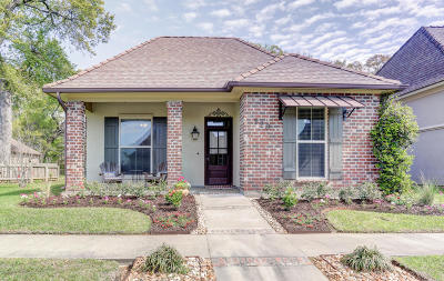 Lafayette  Single Family Home For Sale: 220 Brightwood Drive