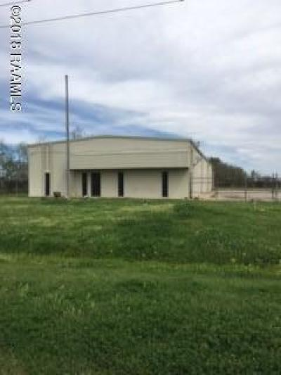 Iberia Parish Commercial For Sale: 8416 Hwy 90 West