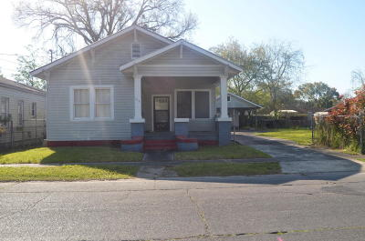New Iberia Single Family Home For Sale: 913 Providence Street