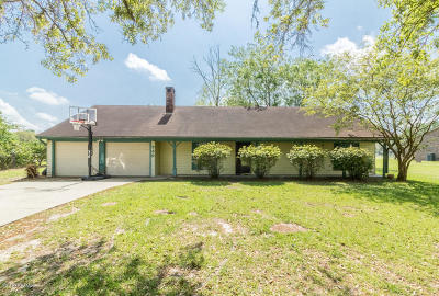 Lafayette LA Single Family Home For Sale: $133,000