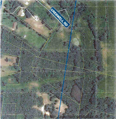 St Martinville, Breaux Bridge, Opelousas Residential Lots & Land For Sale: 5474-1 N S I 49 Service Road