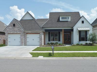 Lafayette  Single Family Home For Sale: 604 Ember Grove Crossing