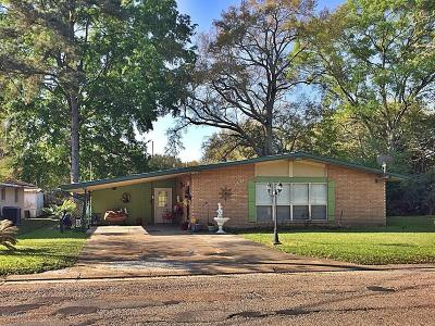Eunice Single Family Home For Sale: 1441 W Park Avenue