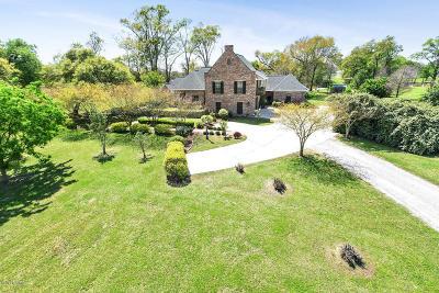 Breaux Bridge Single Family Home For Sale: 209 Stillwater Road