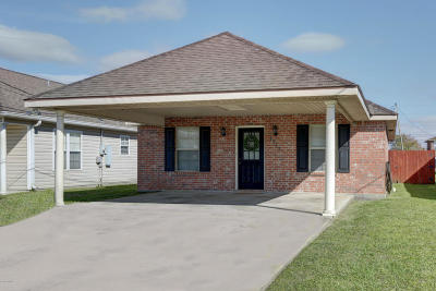 Iberia Parish Single Family Home For Sale: 1517 S Patout Street