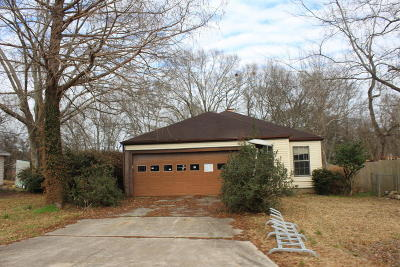 Lafayette Single Family Home For Sale: 603 Breton Drive