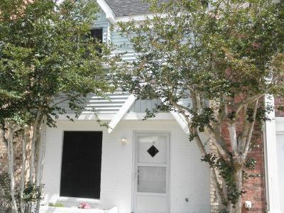 Lafayette  Single Family Home For Sale: 1328 Dulles #C