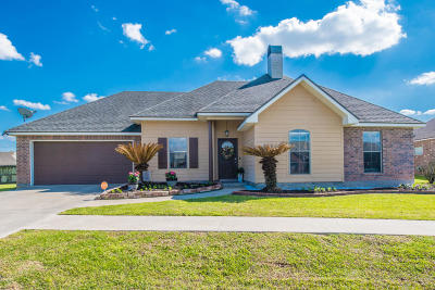 Lafayette  Single Family Home For Sale: 124 Festival Lane