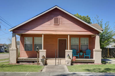 Iberia Parish Single Family Home For Sale: 312 Julia Street