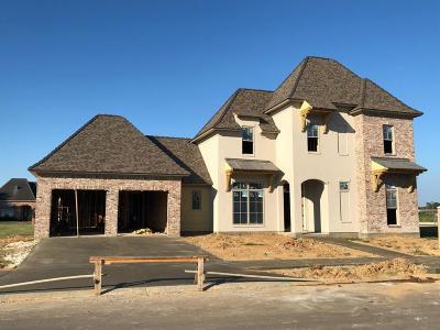 Single Family Home For Sale: 302 Everett Ridge