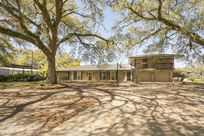 Mamou Single Family Home For Sale: 613 7th Street