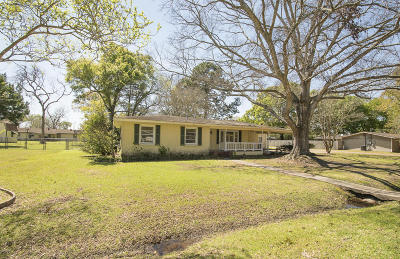 Lafayette  Single Family Home For Sale: 800 Genevieve Drive