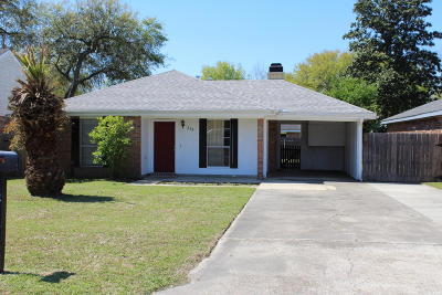 Single Family Home For Sale: 214 Caledonia Drive
