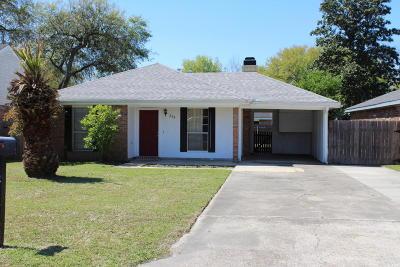 Lafayette LA Single Family Home For Sale: $149,500