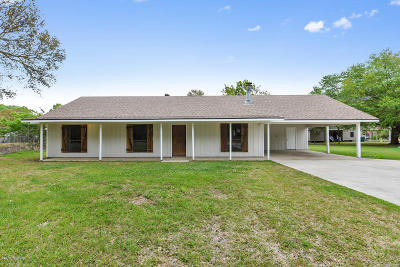 Abbeville Single Family Home For Sale: 107 Oakview Drive