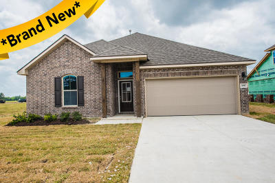 Single Family Home For Sale: 116 Garden Oaks Avenue