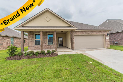 Single Family Home For Sale: 301 Holly Grove Lane