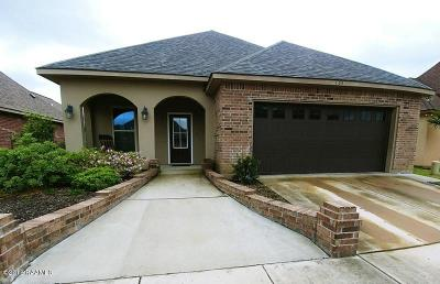 Lafayette Single Family Home For Sale: 105 Shady Ridge Lane