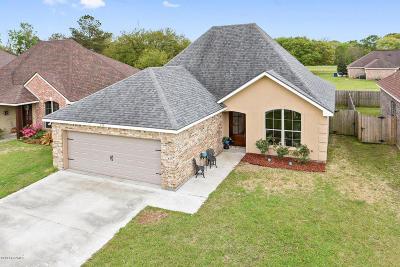 Milton Ridge Estates Single Family Home For Sale: 115 Milton Estates Lane