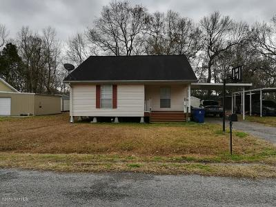 Abbeville  Single Family Home For Sale: 212 Landry Drive