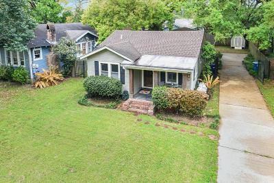 Lafayette Single Family Home For Sale: 164 Louisa Boulevard