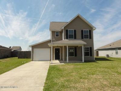 Single Family Home For Sale: 306 Oak Springs Lane