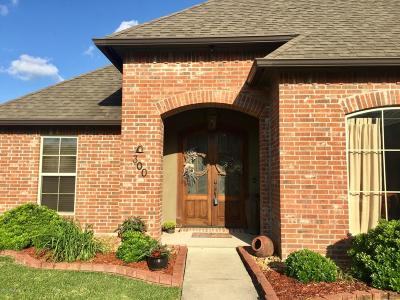 Broussard Single Family Home For Sale: 300 Masters Dr