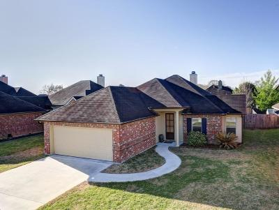 Youngsville Single Family Home For Sale: 710 Copper Meadows Boulevard