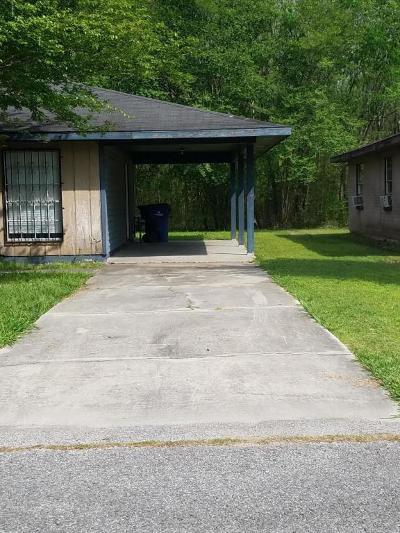 Single Family Home For Sale: 1421 Matthews Drive