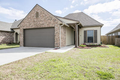 Youngsville Single Family Home For Sale: 600 Highland View Drive