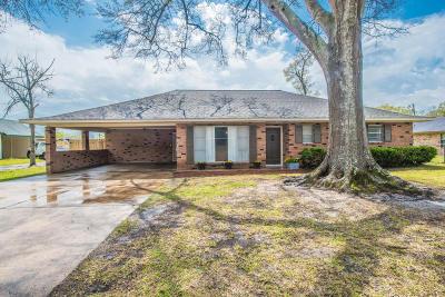 Opelousas Single Family Home For Sale: 924 Eddins