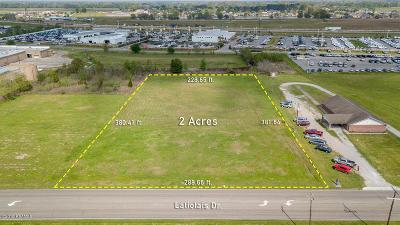 Breaux Bridge Residential Lots & Land For Sale: Latiolais Drive