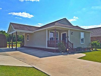 Vermilion Parish Single Family Home For Sale: 8953 Rue Blanc