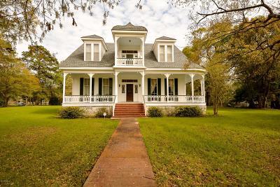 Vermilion Parish Single Family Home For Sale: 508 Fairview