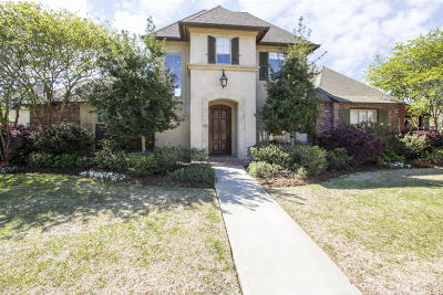 Lafayette Parish Single Family Home For Sale: 209 Ambergris Lane