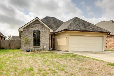 Youngsville Single Family Home For Sale: 423 Milton Estates Lane