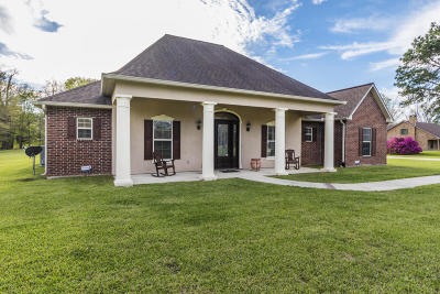 Sunset Single Family Home For Sale: 107 Quail Circle