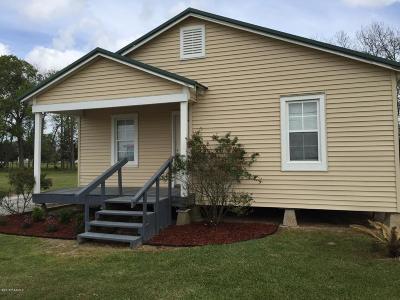 Opelousas Single Family Home For Sale: 263 Pleasant Run