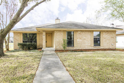 Lafayette Single Family Home For Sale: 201 Wadsworth Drive