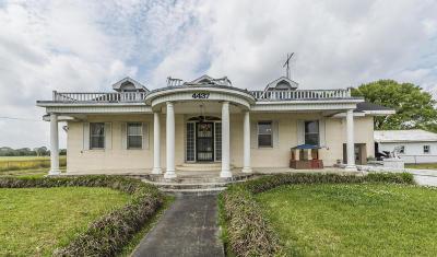 Opelousas Single Family Home For Sale: 4437 La-182