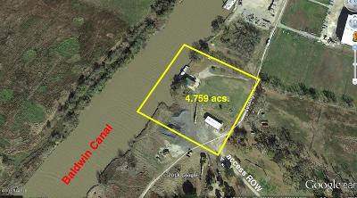 St Mary Parish Residential Lots & Land For Sale: 151 Tyler Lane