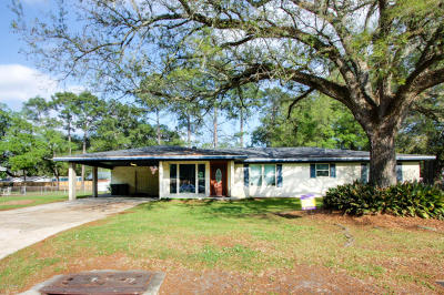 Iberia Parish Single Family Home For Sale: 206 Monterey